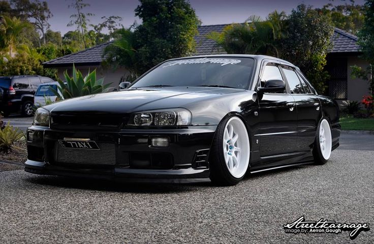 Nissan Gtr R32 Stance New Car Update 2020