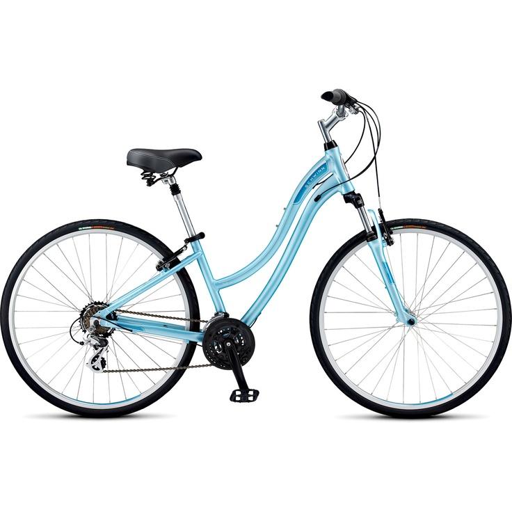 2012 Schwinn Voyageur 21 Women's Comfort Bike