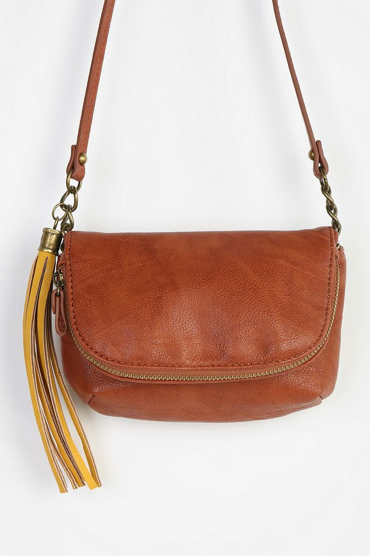 Urban Outfitters Ecote Tassel Crossbody Bag 47