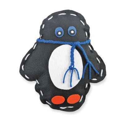 Penguin Cuddle Critter; Great Fine Motor Skill Builder