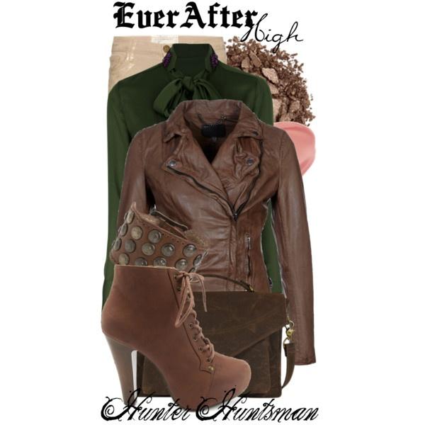 """""""Ever After High : Hunter Huntsman"""" by missm26 on Polyvore"""