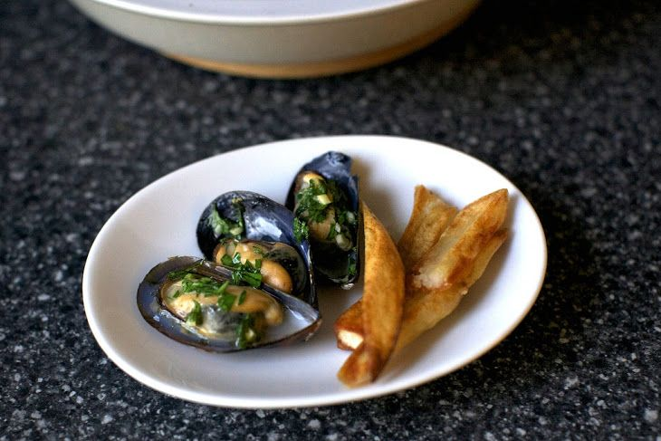Broiled Mussels | Recipes | Pinterest