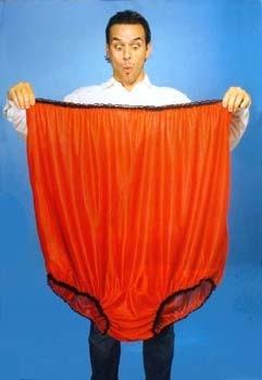 Worlds Largest Panties