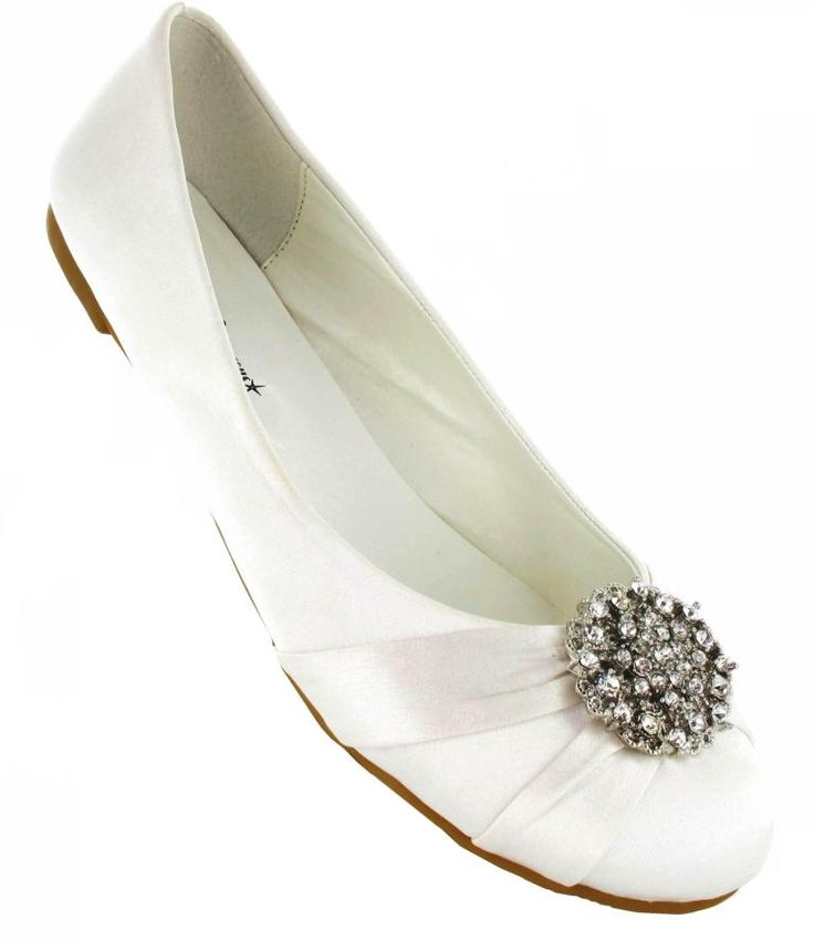 where to find bridal flats the knot