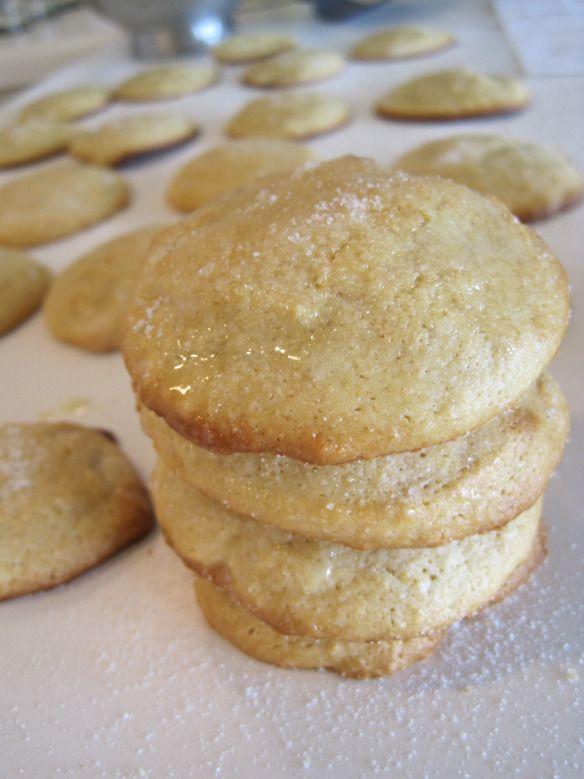 Lemon olive oil cookies | Recipes | Pinterest