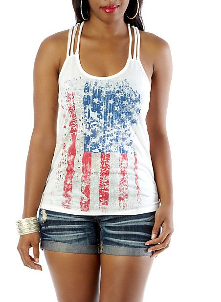 4th of july tops