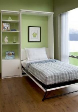 Diy Murphy Wall Bed Cottage Stuff Pinterest
