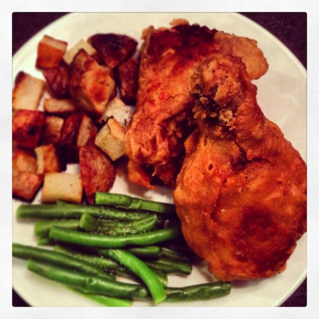 Extra Crispy Fried Chicken from Saveur's September 2013 Issue ...