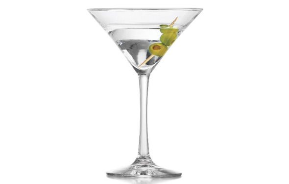 Classic Martini | Cocktails inspired by Mad Men | Pinterest