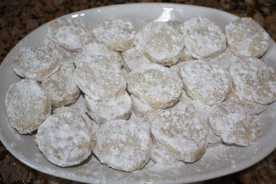 Recipe for Lime Meltaway Cookies - Just made these and REALLY liked ...