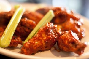 Midwestern Chicken Wings