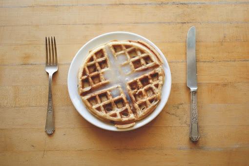 Brown Sugar Bacon Waffles | Breakfast Ideas | Pinterest