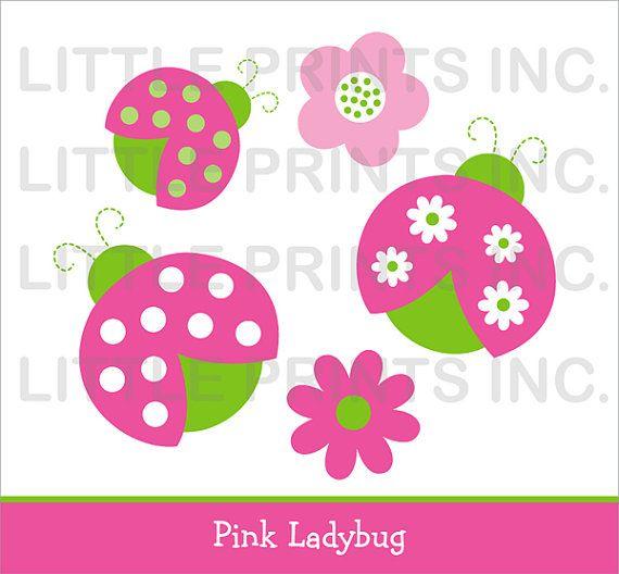 green ladybug clipart - photo #35