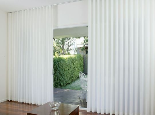 Wave track curtain : 234 Seaview : Pinterest