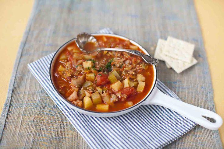 TBT: Manhattan Clam Chowder | Food, Recipes & Chefs – The Dish ...