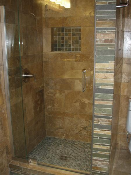 Shower bathroom remodel ideas pinterest Bathroom remodel pinterest