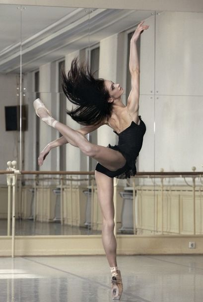 Beauty in motion: Polina Semionova, photographed by Enrico Na... on Twitpic