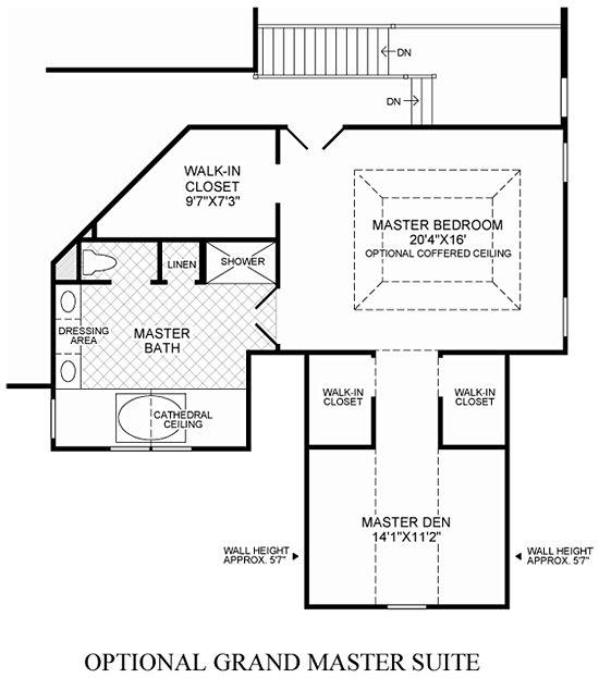 Master Bedroom Floor Plan Idea Garage Conversion Pinterest
