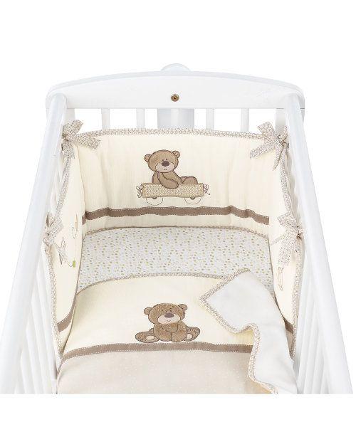 Kit Berço para decorar quarto de bebê37