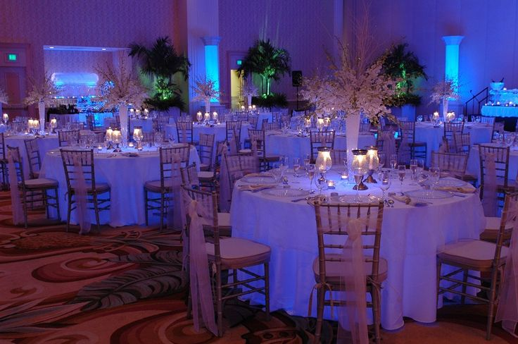 Site unavailable for Winter wedding reception ideas
