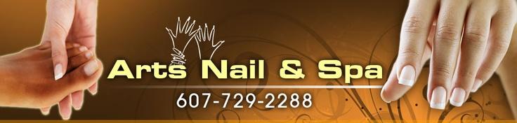 Nail Care - Vestal, NY - Arts Nail & Spa | upstate new york living