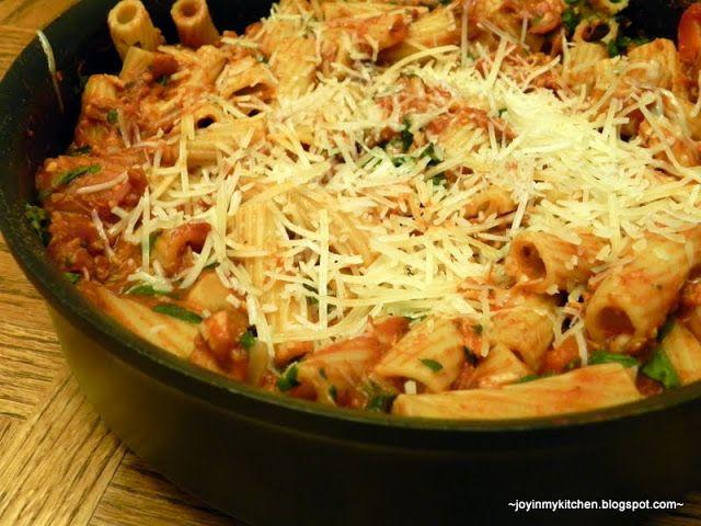 Skillet Chicken Rigatoni | Main Dishes | Pinterest