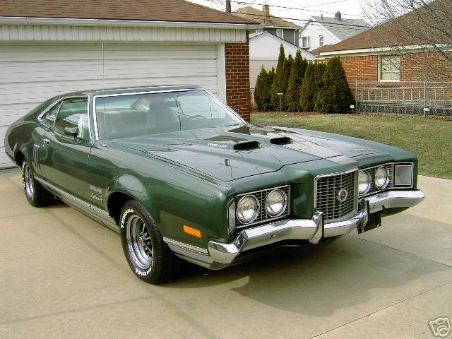 Gallery for gt 1972 mercury cyclone