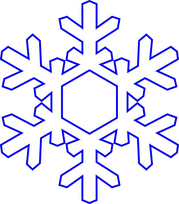 Clipart Snowflakesnowflake Pictures Clip Art Clipart Best Kuhjdmkz