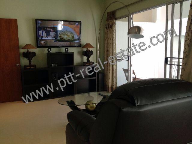 two bathroom 50 inch tv in living room 32 inch smart tv in bedroom