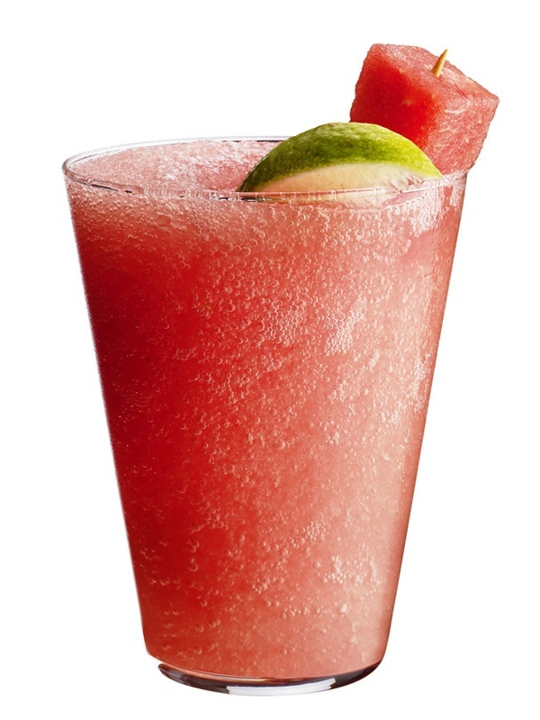 Frozen Watermelon Margaritas | Cocktails | Pinterest