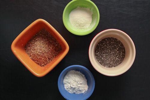 Quinoa Cornmeal Lemon Honey Pancakes | Recipe
