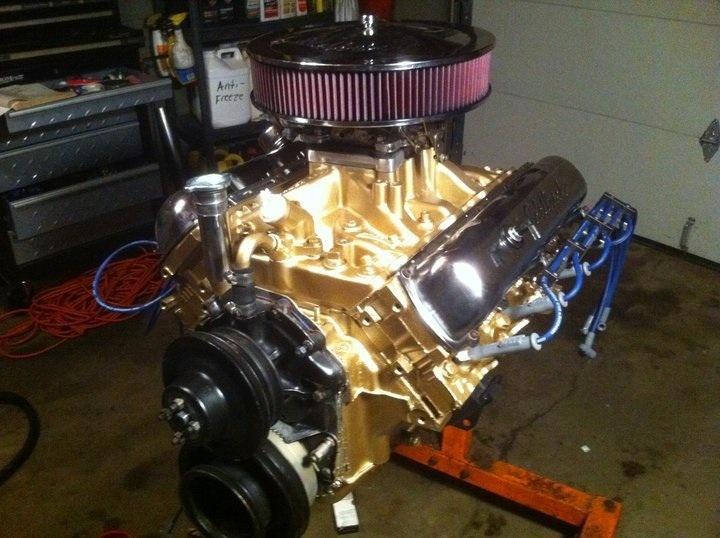 72 oldsmobile 455 engine