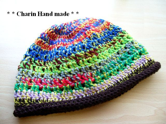 Crochet Yarn Over : crochet hat Yarn over! Pinterest
