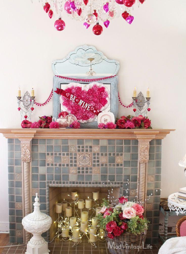 Mod Vintage Life | Valentines Day | Pinterest