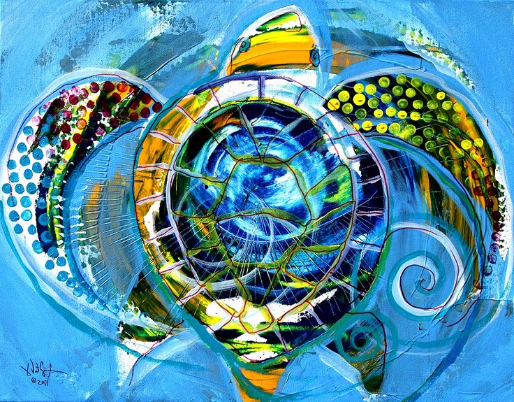 Pin by j vincent scarpace artist on sea turtles pinterest for J and j fish