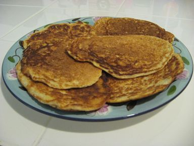 Cottage Cheese Oatmeal Pancakes | Food | Pinterest