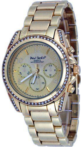 Pin by caden bronaugh on watches wrist watches pinterest for Paul jardin quartz watch