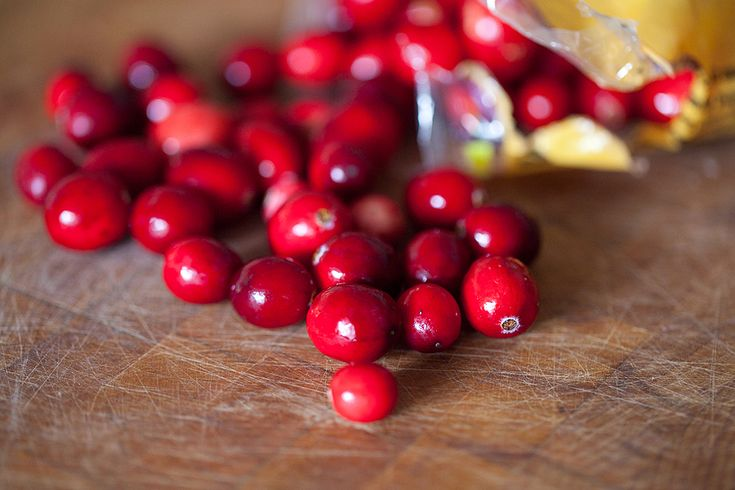 Cranberry Sauce and a chat about taking it easy on Thanksgiving.