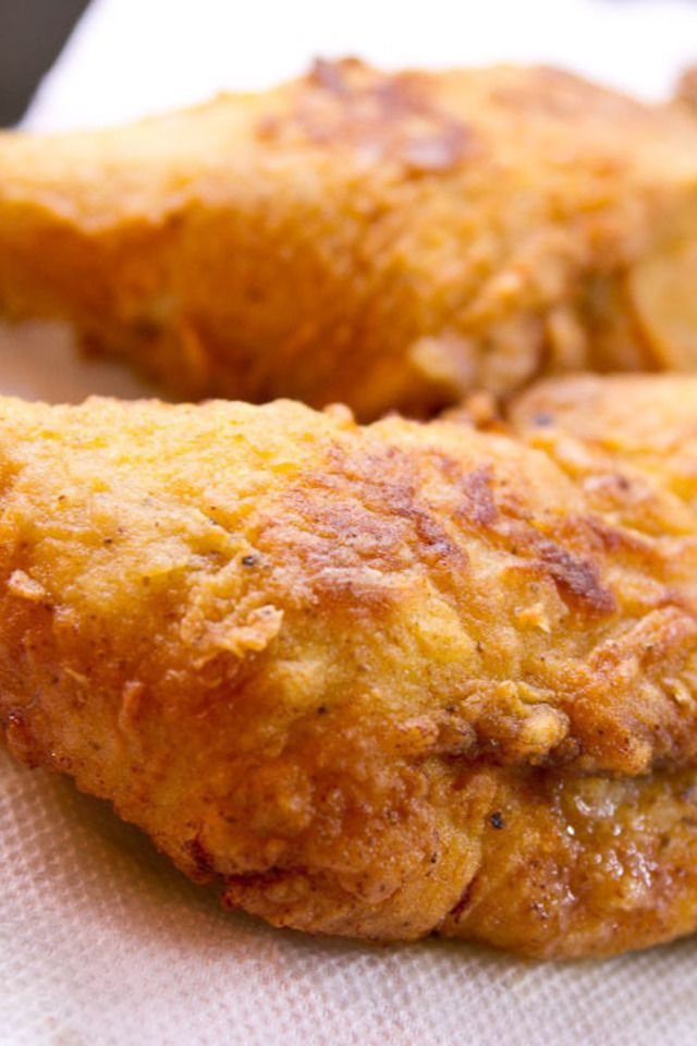 Best Buttermilk Fried Chicken | Chicken Recipes | Pinterest