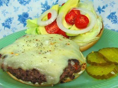 TACO BURGERS posted by Coleen's Recipes and of course add wholly ...