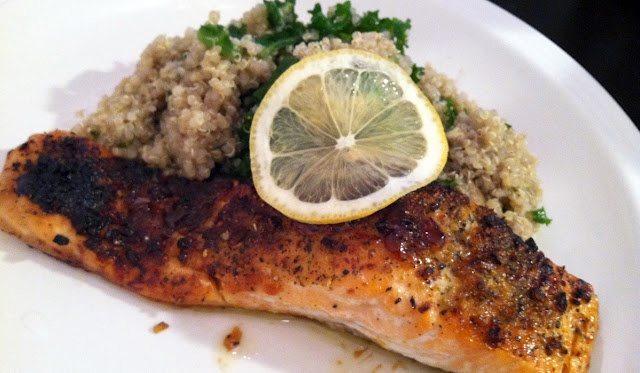 Miso Glazed Salmon recipe - made in 20 minutes in the toaster oven!