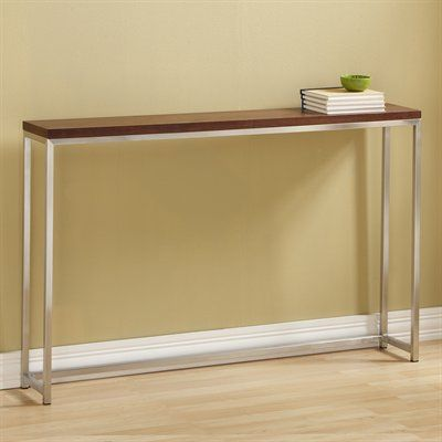 Pin by cathy rausch on for the home pinterest for 10 inches deep console table
