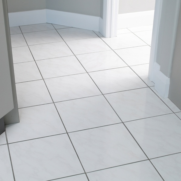 How To Clean Tile Floors Or Walls Cleaning Tips Pinterest