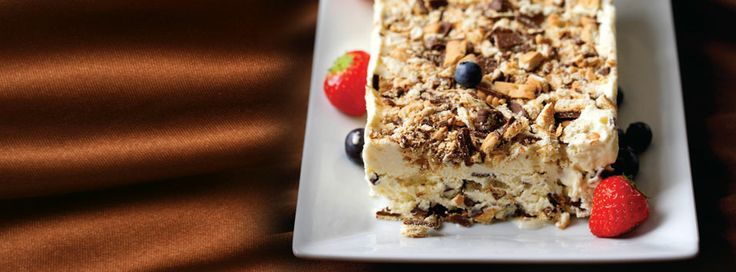 Semifreddo | delicious recepies | Pinterest