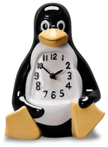 Penguin Clock Penguins For Vagrammy67 Pinterest