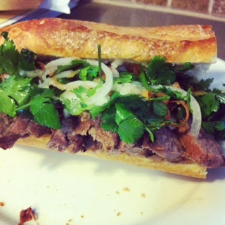 ... steak sandwiches with vietnamese viet banh mi steak sandwich