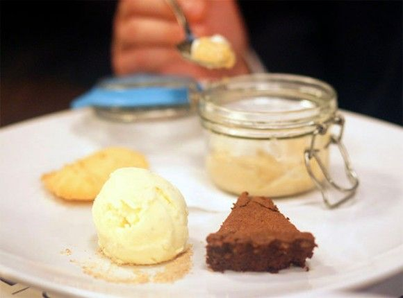 Butterscotch Pudding With Bourbon Whipped Cream And Toffee Recipes ...