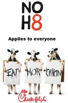 No H8 applies to everyone...not just people we agree with!  Chick-fil-A