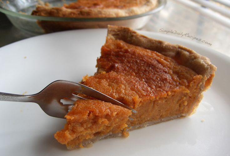 The best sweet potato pie recipe ever ever