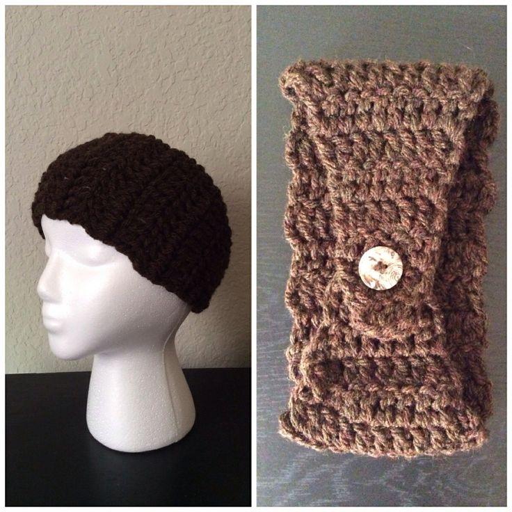 Crochet Ear Warmer : Crochet ear warmer Crochet Pinterest